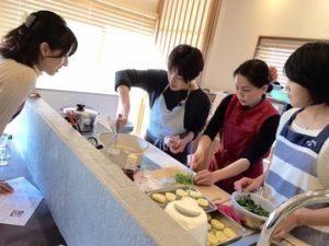 6月のマルベリーキッチンご参加ありがとうございました。