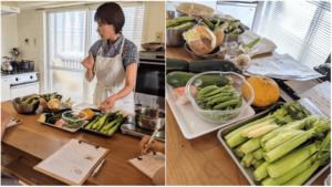 5月講座「初夏の野菜でカジュアルな和食」参加レポート