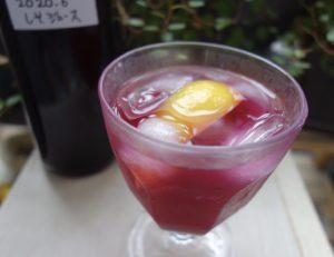 赤紫蘇ジュースの作り方